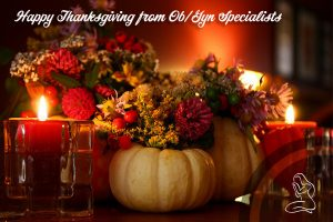 ObGyn, Thanksgiving, 2020